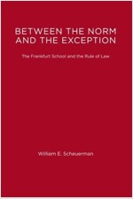 Between the Norm and the Exception: The Frankfurt School and the Rule of Law (Paperback, Revised)