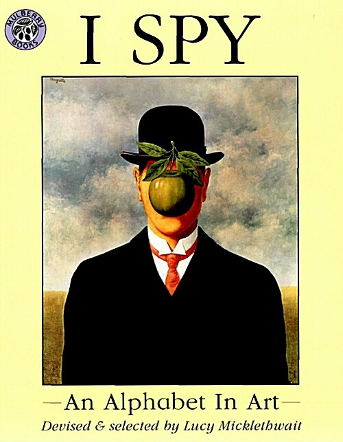I Spy: An Alphabet in Art (Paperback)