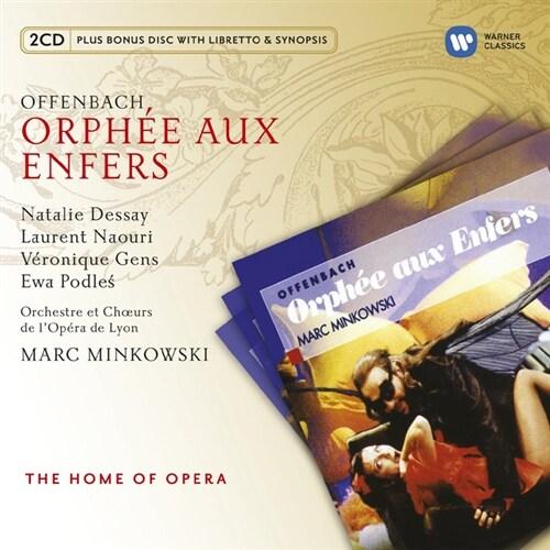 [수입] 오펜바흐 : 지옥의 오르페오 [2CD]