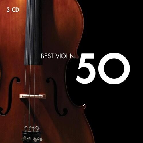 [수입] 바이올린 베스트 50 [3CD]