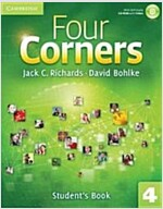 Four Corners Level 4 Student's Book with Self-study CD-ROM (Package)
