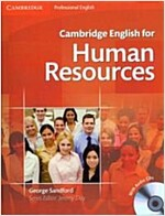Cambridge English for Human Resources Student's Book with Audio CDs (2) (Package)