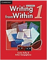 Writing from Within Level 1 Student's Book (Paperback, 2 Revised edition)