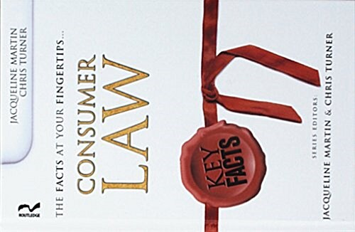 Key Facts: Consumer Law (Hardcover)