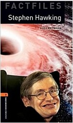 Oxford Bookworms Library: Level 2:: Stephen Hawking : Graded readers for secondary and adult learners (Paperback, 3 Revised edition)