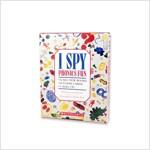 I Spy Phonics Fun Boxed Set (12 Books With CD)