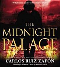 The Midnight Palace (Audio CD, Unabridged)