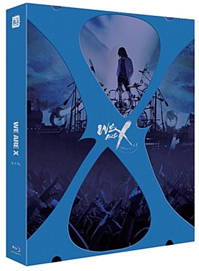 [블루레이] 위 아 엑스 - 블루버전 (2disc: BD+OST)