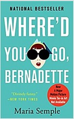 Where'd You Go, Bernadette (Mass Market Paperback, Media Tie In)