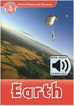 Read and Discover 2: Earth (with MP3) (paperback, with MP3 download card)