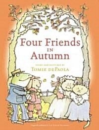 Four Friends in Autumn (Hardcover)