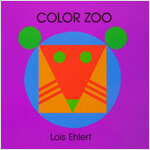 Color Zoo Board Book (Board Books)