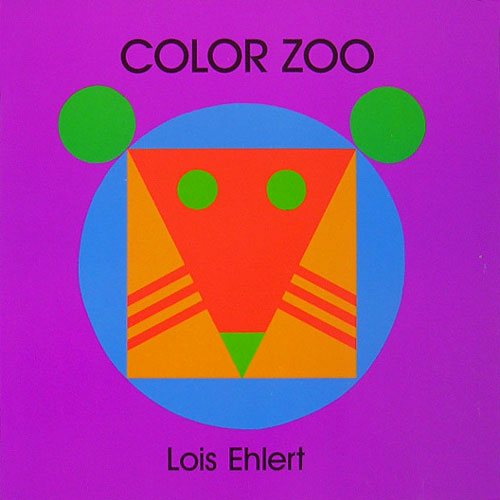 Color Zoo Board Book (Board Books)