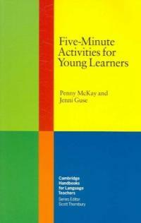 Five-Minute Activities for Young Learners (Paperback)
