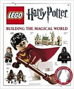 Lego Harry Potter: Building the Magical World [With Lego Figurine] (Hardcover)