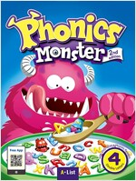 Phonics Monster 4 : Student Book (Double Letters) (2nd)