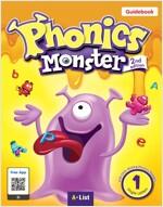 Phonics Monster 1 : Teacher's Guide (Single Letters) (2nd)