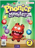 Phonics Monster 2 : Teacher's Guide (Short Vowels) (2nd)