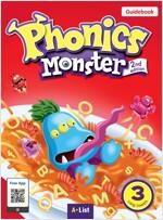 Phonics Monster 3 : Teacher's Guide (Long Vowels) (2nd)