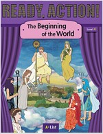 Ready Action 2E 4: The Beginning of the World [Student Book + Worbook + Audio CD + Multi-CD] (Pack)