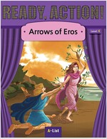 Ready Action 2E 4: Arrows of Eros [Student Book + Worbook + Audio CD + Multi-CD] (Pack)