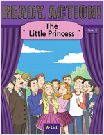 Ready Action 2E 4: The Little Princess [Student Book + Worbook + Audio CD + Multi-CD] (Pack)