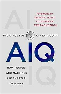 Aiq: How People and Machines Are Smarter Together (Hardcover)