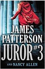 [중고] Juror #3 (Hardcover)