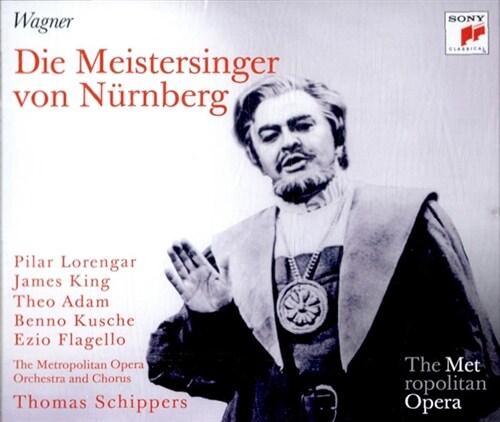 [수입] 바그너 : 뉘른베르크의 명가수 [3CD]