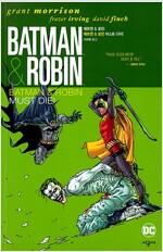 배트맨 & 로빈 : 배트맨 & 로빈 머스트 다이!