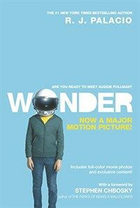 Wonder (Movie Tie In) 영화 '원더' 원작 소설 (Paperback, Movie Tie-In)