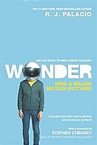 Wonder (Movie Tie In) 영화 원더 원작 소설 (Paperback, Movie Tie-In)