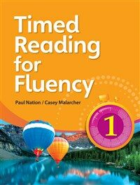 Timed Reading for Fluency 1 : Student Book