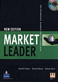 Market Leader Pre-intermediate coursebook/multi-ROM Pack (Package)
