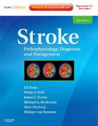 Stroke : pathophysiology, diagnosis, and management / 5th ed