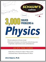 Schaum's 3,000 Solved Problems in Physics (Paperback)