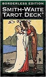Smith-Waite Tarot Deck Borderless (Other)