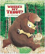Where's My Teddy? (Paperback, 미국판)