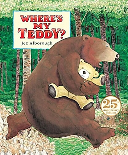 Wheres My Teddy? (Paperback, 미국판)