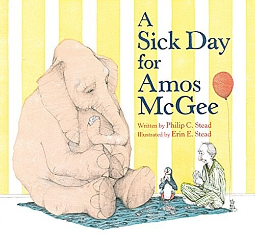 A Sick Day for Amos McGee (Board Book)