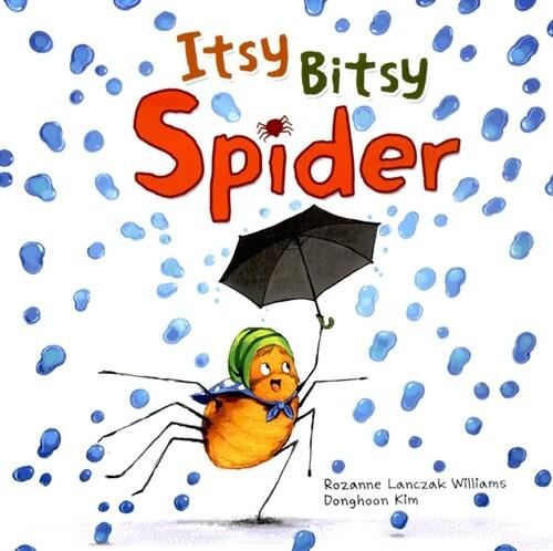 Itsy Bitsy Spider (Paperback)