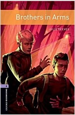 Oxford Bookworms Library: Level 4:: Brothers in Arms : Graded readers for secondary and adult learners (Paperback, 3 Revised edition)