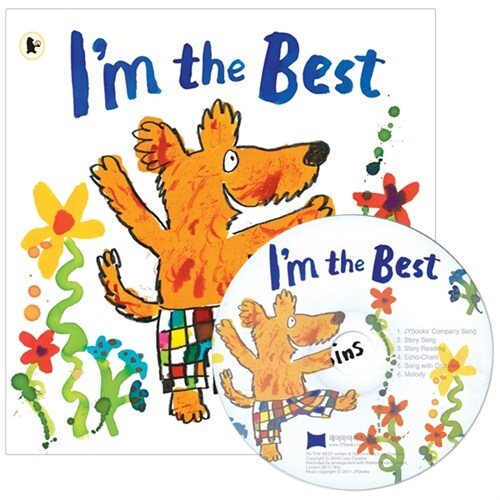 노부영 세이펜 Im the Best (New) (Paperback & CD)
