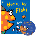 노부영 세이펜 Hooray for Fish! (New) (Paperback & CD)