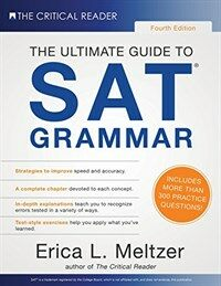 The Ultimate Guide to SAT Grammar, 4th Edition (Paperback)