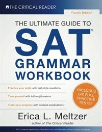 The Ultimate Guide to SAT Grammar Workbook, 4th Edition (Paperback)