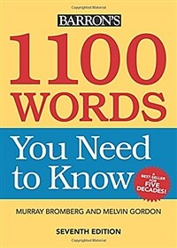 1100 Words You Need to Know (Paperback, 7)