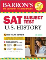 SAT Subject Test U.S. History with Online Tests (Paperback, 4)