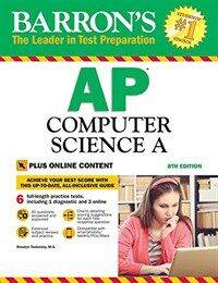 Barron's AP Computer Science a with Online Tests (Paperback, 8)