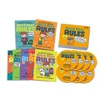 로스코 라일리 Roscoe Riley Rules #1~7 Full Set (Paperback 7권 + CD 7장, New Edition)